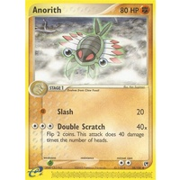 Anorith 28/100 EX Sandstorm Uncommon Pokemon Card NEAR MINT TCG