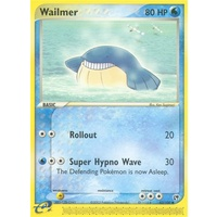 Wailmer 83/100 EX Sandstorm Common Pokemon Card NEAR MINT TCG