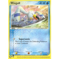 Wingull 84/100 EX Sandstorm Common Pokemon Card NEAR MINT TCG