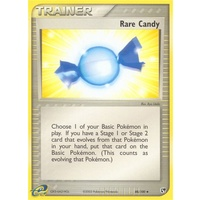Rare Candy 88/100 EX Sandstorm Uncommon Trainer Pokemon Card NEAR MINT TCG