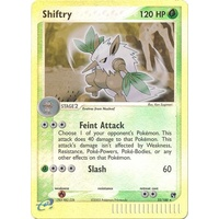 Shiftry 22/100 EX Sandstorm Reverse Holo Rare Pokemon Card NEAR MINT TCG