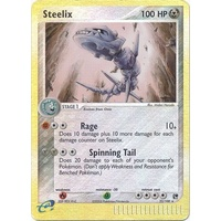 Steelix 23/100 EX Sandstorm Reverse Holo Rare Pokemon Card NEAR MINT TCG