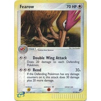 Fearow 37/100 EX Sandstorm Reverse Holo Uncommon Pokemon Card NEAR MINT TCG