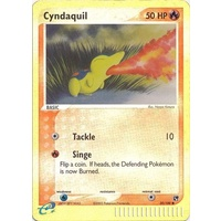 Cyndaquil 59/100 EX Sandstorm Reverse Holo Common Pokemon Card NEAR MINT TCG