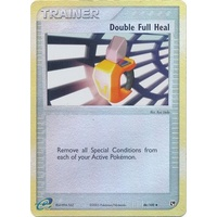 Double Full Heal 86/100 EX Sandstorm Reverse Holo Common Pokemon Card NEAR MINT TCG