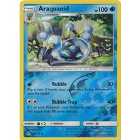 Araquanid 33/131 SM Forbidden Light Reverse Holo Uncommon Pokemon Card NEAR MINT TCG