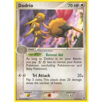 Dodrio 21/112 EX Fire Red & Leaf Green Rare Pokemon Card NEAR MINT TCG