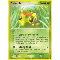 Caterpie 56/112 EX Fire Red & Leaf Green Common Pokemon Card NEAR MINT TCG