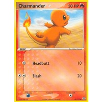 Charmander 58/112 EX Fire Red & Leaf Green Common Pokemon Card NEAR MINT TCG