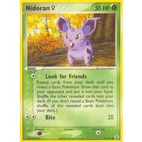 Nidoran 70/112 EX Fire Red & Leaf Green Common Pokemon Card NEAR MINT TCG