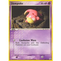Slowpoke 80/112 EX Fire Red & Leaf Green Common Pokemon Card NEAR MINT TCG
