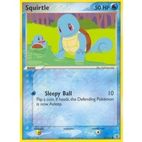 Squirtle 82/112 EX Fire Red & Leaf Green Common Pokemon Card NEAR MINT TCG