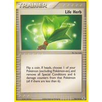 Life Herb 93/112 EX Fire Red & Leaf Green Uncommon Trainer Pokemon Card NEAR MINT TCG