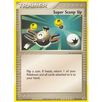 Super Scoop Up 99/112 EX Fire Red & Leaf Green Uncommon Trainer Pokemon Card NEAR MINT TCG