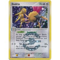 Dodrio 21/112 EX Fire Red & Leaf Green Reverse Holo Rare Pokemon Card NEAR MINT TCG