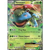 Venusaur EX 1/83 XY Generations Holo Ultra Rare Pokemon Card NEAR MINT TCG