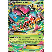 Mega Venusaur EX 2/83 XY Generations Holo Ultra Rare Pokemon Card NEAR MINT TCG
