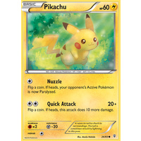 Pikachu 26/83 XY Generations Common Pokemon Card NEAR MINT TCG