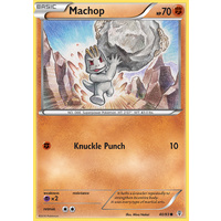 Machop 40/83 XY Generations Common Pokemon Card NEAR MINT TCG