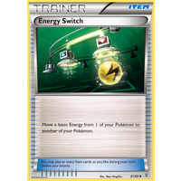Energy Switch 61/83 XY Generations Uncommon Trainer Pokemon Card NEAR MINT TCG