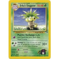 Erika's Exeggutor 44/132 Gym Heroes Unlimited Uncommon Pokemon Card NEAR MINT TCG