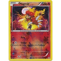 Magmar 16/83 XY Generations Reverse Holo Common Pokemon Card NEAR MINT TCG