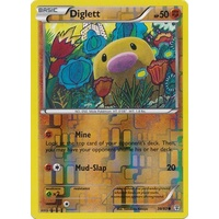 Diglett 38/83 XY Generations Reverse Holo Common Pokemon Card NEAR MINT TCG