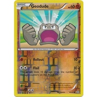 Geodude 43/83 XY Generations Reverse Holo Common Pokemon Card NEAR MINT TCG