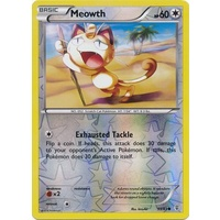 Meowth 53/83 XY Generations Reverse Holo Common Pokemon Card NEAR MINT TCG
