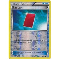 Red Card 71/83 XY Generations Reverse Holo Uncommon Trainer Pokemon Card NEAR MINT TCG