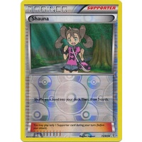 Shauna 72/83 XY Generations Reverse Holo Uncommon Trainer Pokemon Card NEAR MINT TCG
