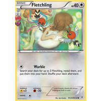 Fletchling RC25/RC32 XY Generations Common Pokemon Card NEAR MINT TCG