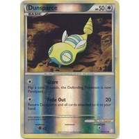 Dunsparce 41/123 HS Base Set Reverse Holo UnReverse Holo Common Pokemon Card NEAR MINT TCG