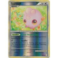Igglybuff 44/123 HS Base Set Reverse Holo UnReverse Holo Common Pokemon Card NEAR MINT TCG