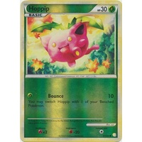 Hoppip 67/123 HS Base Set Reverse Holo Common Pokemon Card NEAR MINT TCG