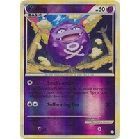 Koffing 70/123 HS Base Set Reverse Holo Common Pokemon Card NEAR MINT TCG