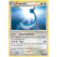 Dragonair 32/102 HS Triumphant Uncommon Pokemon Card NEAR MINT TCG