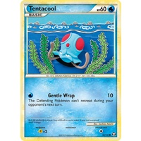 Tentacool 80/102 HS Triumphant Common Pokemon Card NEAR MINT TCG