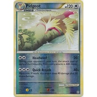 Pidgeot 29/102 HS Triumphant Reverse Holo Rare Pokemon Card NEAR MINT TCG