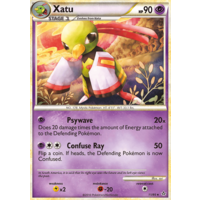 Xatu 11/95 HS Unleashed Holo Rare Pokemon Card NEAR MINT TCG