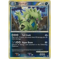 Tyranitar 26/95 HS Unleashed Reverse Holo Rare Pokemon Card NEAR MINT TCG