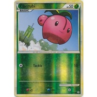 Cherubi 47/95 HS Unleashed Reverse Holo Common Trainer Pokemon Card NEAR MINT TCG