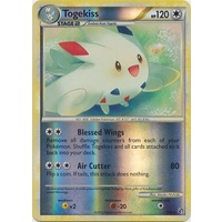 Togekiss 9/90 HS Undaunted Reverse Holo Rare Pokemon Card NEAR MINT TCG