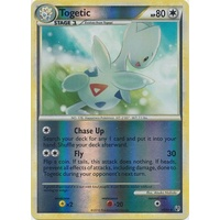 Togetic 39/90 HS Undaunted Reverse Holo Uncommon Pokemon Card NEAR MINT TCG