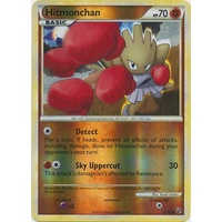 Hitmonchan 51/90 HS Undaunted Reverse Holo Common Pokemon Card NEAR MINT TCG