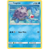 Lapras 17/68 SM Hidden Fates Rare Pokemon Card NEAR MINT TCG