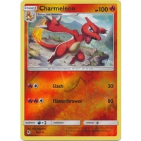 Charmeleon 8/68 SM Hidden Fates Reverse Holo Uncommon Pokemon Card NEAR MINT TCG