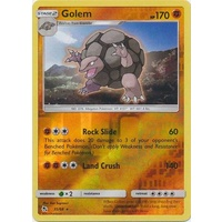 Golem 35/68 SM Hidden Fates Reverse Holo Rare Pokemon Card NEAR MINT TCG