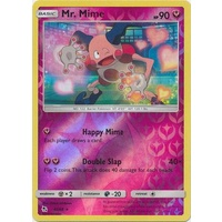 Mr. Mime 43/68 SM Hidden Fates Reverse Holo Rare Pokemon Card NEAR MINT TCG