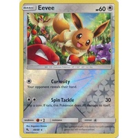 Eevee 48/68 SM Hidden Fates Reverse Holo Rare Pokemon Card NEAR MINT TCG